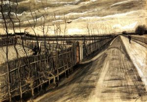 Van-Gogh-Country-Road