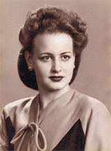 Dean Hall's mother, Hootie McKinney.