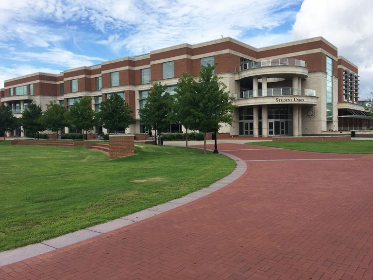 MTSU Student Union Building